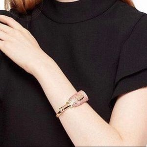 Kate spade make magic Champagne bracelet